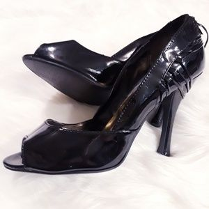 Delicious Shoes - Patent Leather Heels